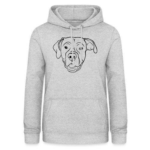 Hirtenhund - Frauen Hoodie