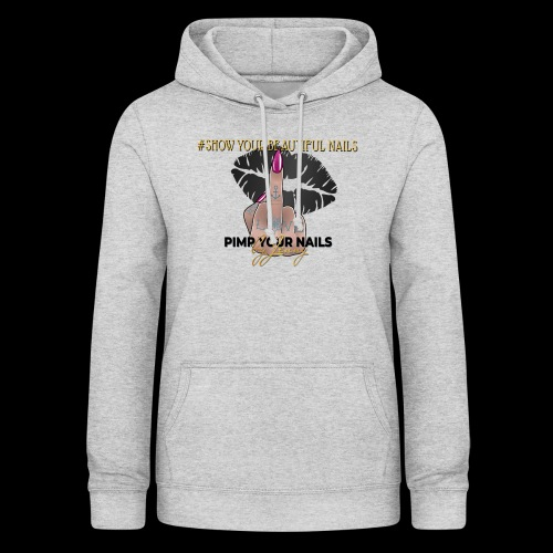 Pimp Your Nail bei Jenny - Frauen Hoodie