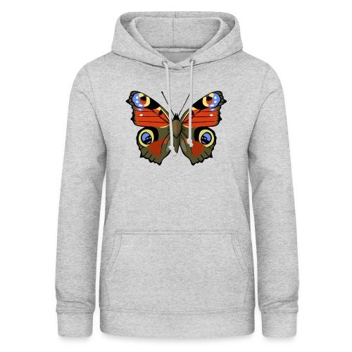 vlinder1_d - Vrouwen hoodie