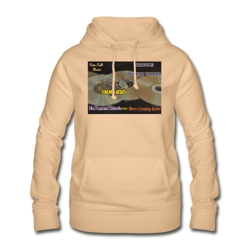 Enemy_Vevo_Picture - Women's Hoodie