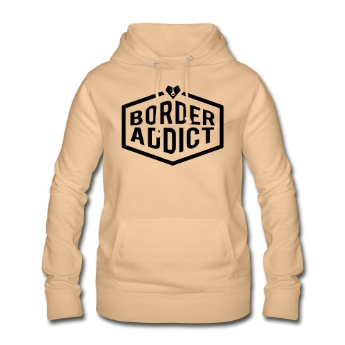 Border Addict - Sweat à capuche Femme