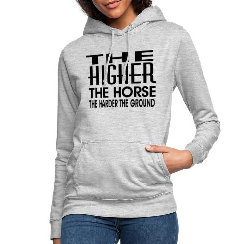 hoch2 - Frauen Hoodie