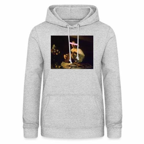 Just Love musician - Felpa con cappuccio da donna