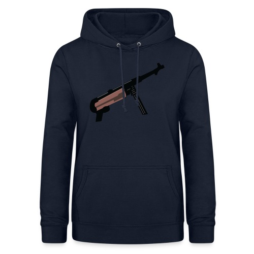 Mp40 german gun maschinenpistole 40 - Women's Hoodie