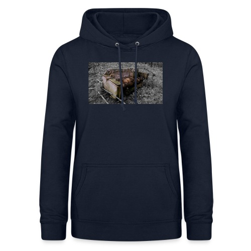 sofa 1 - Dame hoodie