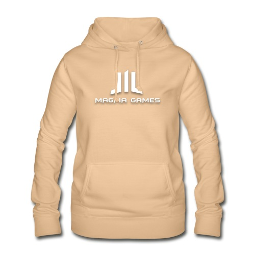 Magma Games mok zwart met - Vrouwen hoodie