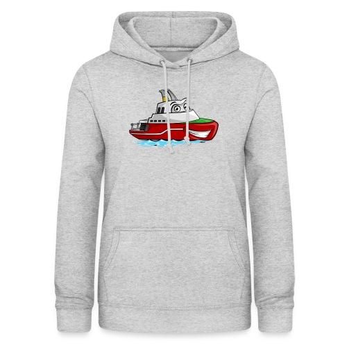 Boaty McBoatface - Women's Hoodie