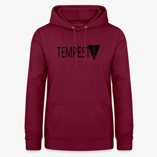 Tempest Drive: Full Logo - Dame hoodie