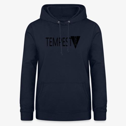 Tempest Drive: Full Logo - Dame hoodie