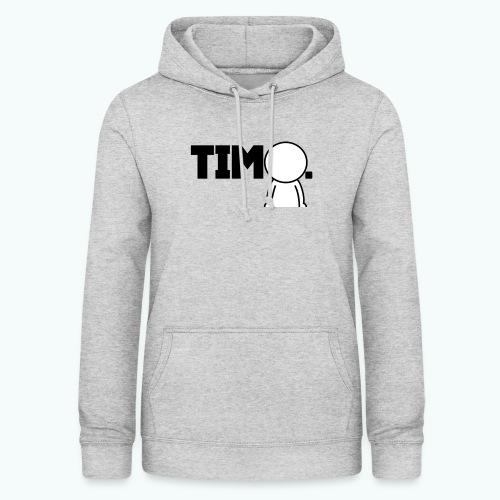 Design met ventje - Vrouwen hoodie