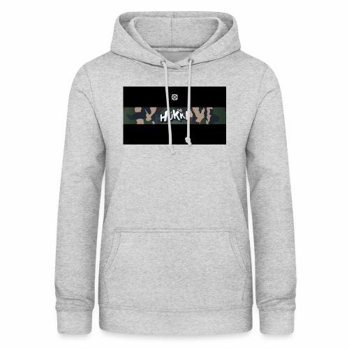 HuKKi - Frauen Hoodie