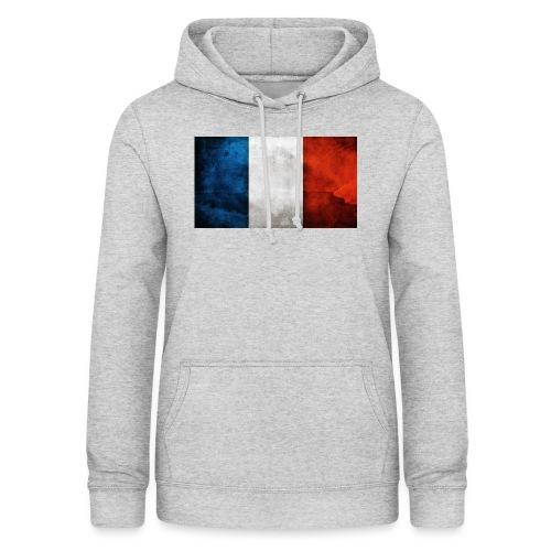 France Flag - Women's Hoodie