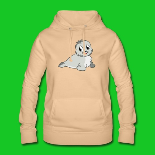 Zeehondje - Vrouwen hoodie