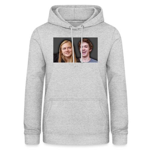 Profil billede beska ret - Dame hoodie