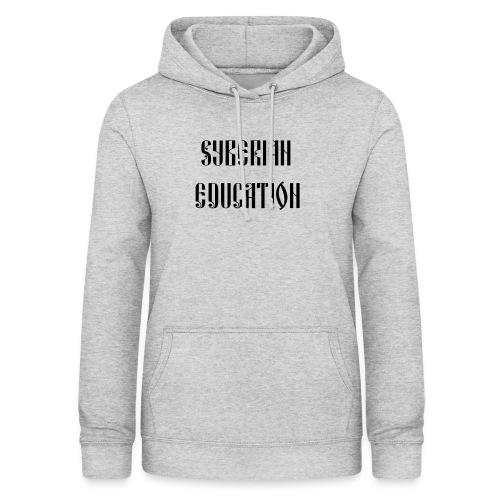 Russia Russland Syberian Education - Women's Hoodie