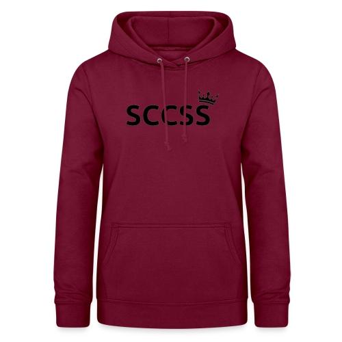 SCCSS - Vrouwen hoodie