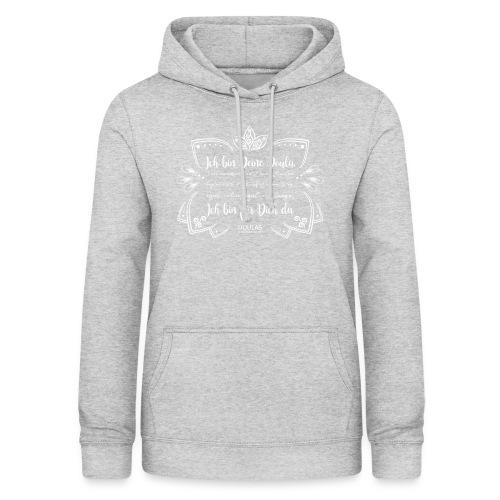 DiD Design weiß - Frauen Hoodie