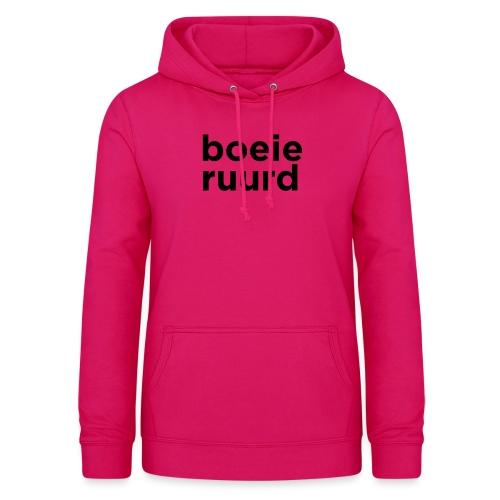 Boeie Ruurd - Vrouwen hoodie