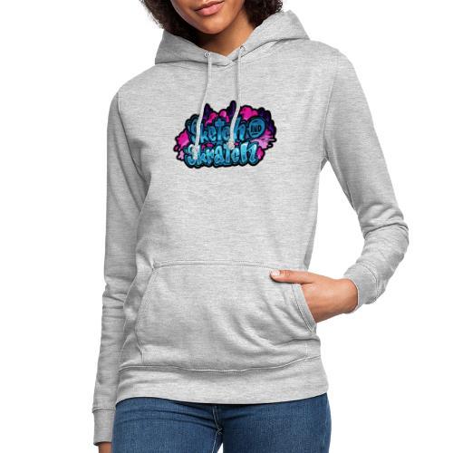 Sketch & Skratch logo hoodie - Dame hoodie