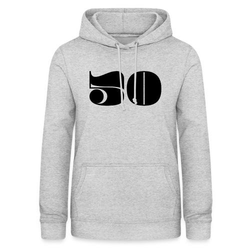 50 - FIFTY - Women's Hoodie