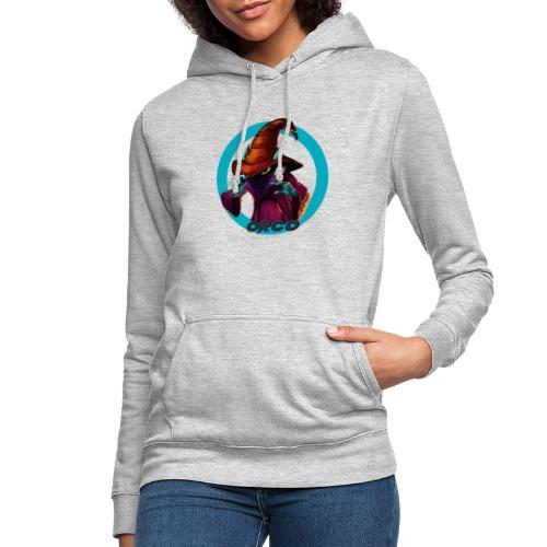 orcadiano 12 - Sudadera con capucha para mujer