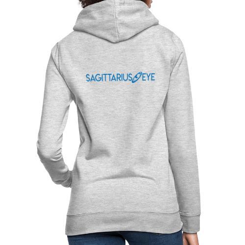 Sagittarius Eye Dual Branded - Women's Hoodie