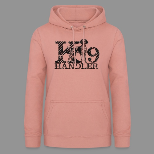K-9 Handler - German Shorthaired Pointer - Women's Hoodie