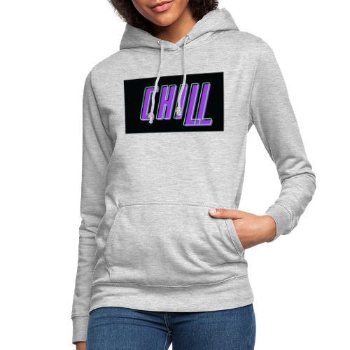 Chill logo - Frauen Hoodie