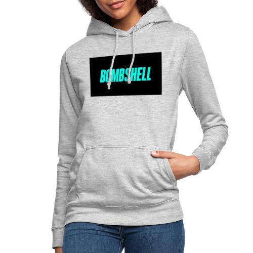 Bombshell - Dame hoodie