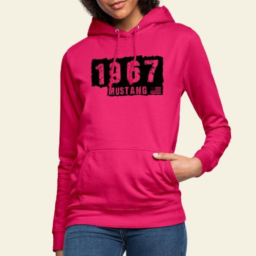 1967 - Dame hoodie