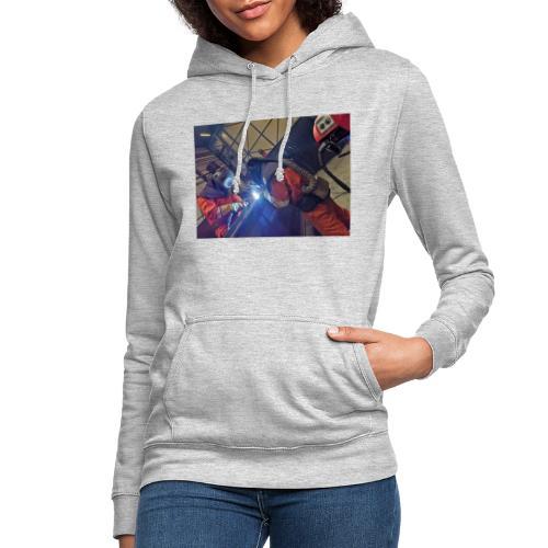 Duo welding - Vrouwen hoodie