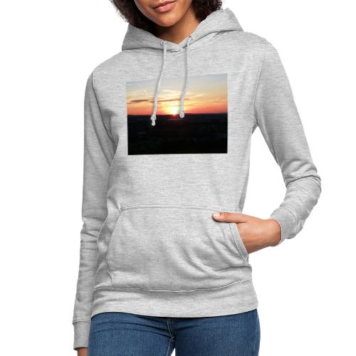 sunset - Frauen Hoodie