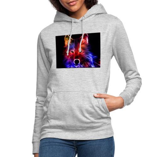 Zorro espacial - Sudadera con capucha para mujer