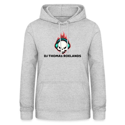 DJ THOMAS ROELANDS - Vrouwen hoodie