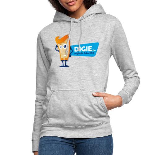 Digie.be - Vrouwen hoodie