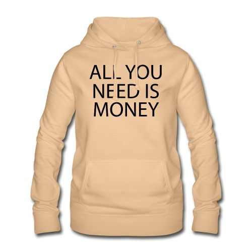 All you need is Money - Hettegenser for kvinner
