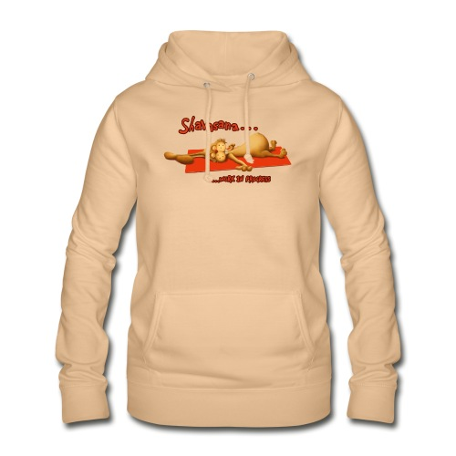 Time for Shavasana - Frauen Hoodie
