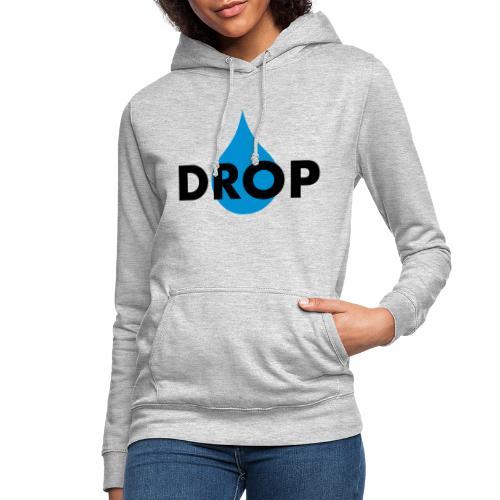 Blue Drop - Naisten huppari