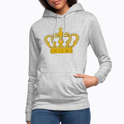 Golden crown - Women's Hoodie