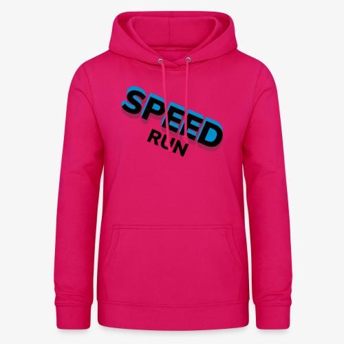 Speedrun - Vrouwen hoodie
