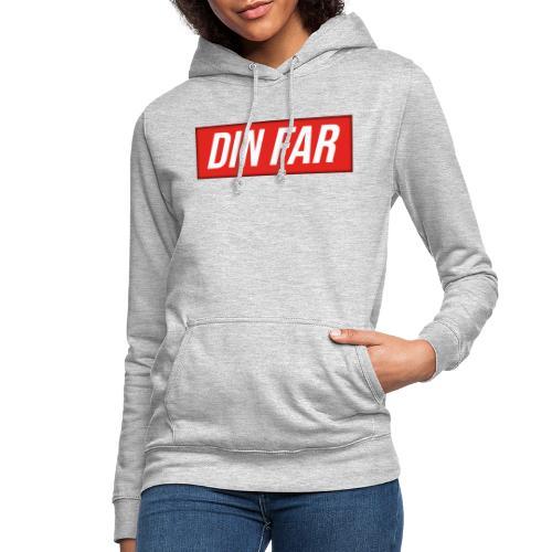 DIN FAR - Dame hoodie
