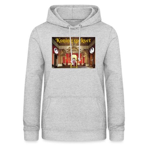 Koning Spekvet - Vrouwen hoodie