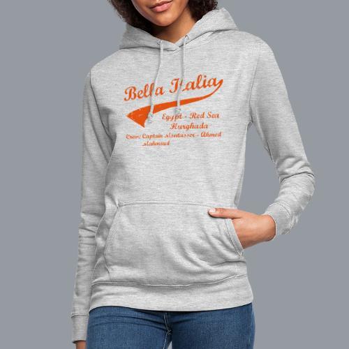 Bella Italia - Frauen Hoodie