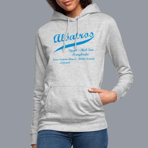 Albatros - Frauen Hoodie