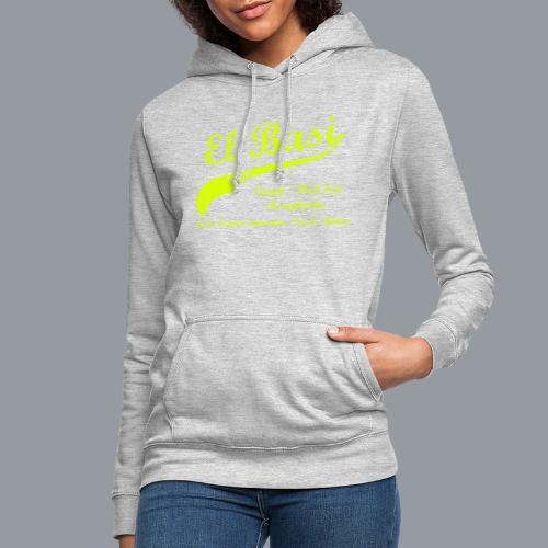 El Basi - Frauen Hoodie