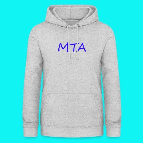 #MTA t-shirts - Dame hoodie