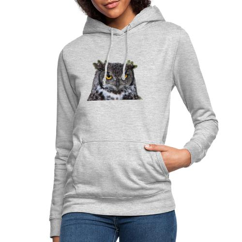 I was Born like this Eule - Frauen Hoodie