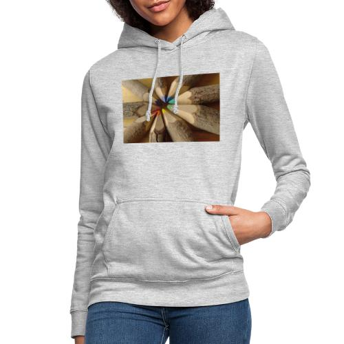 flo - Sudadera con capucha para mujer