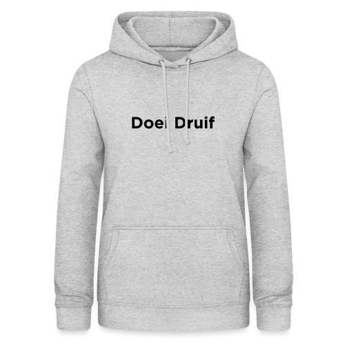 Doei Druif - Vrouwen hoodie