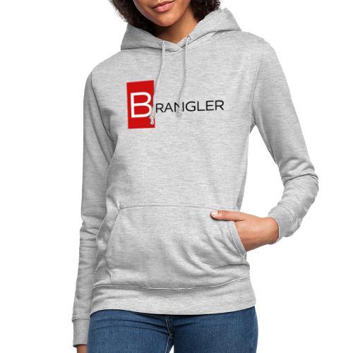 Brangler Classic Logo - Frauen Hoodie
